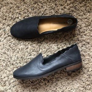 Lucky brand leather shoes